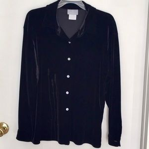 Jaclyn Smith blouse